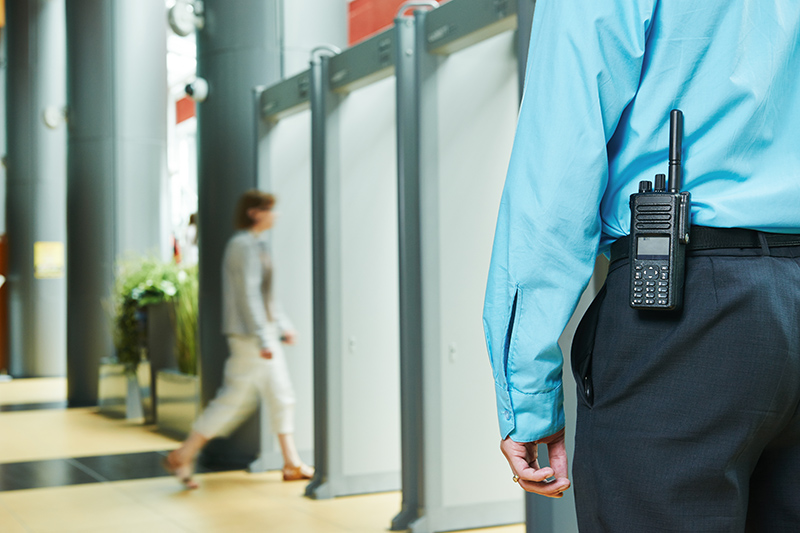 24 Hour Security Guard Cost in Portsmouth Hampshire