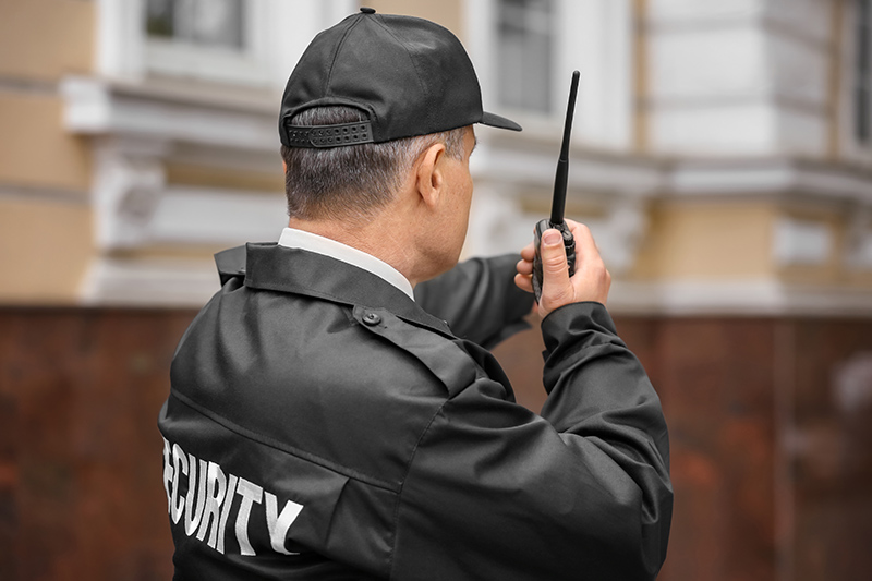 How To Be A Security Guard Uk in Portsmouth Hampshire