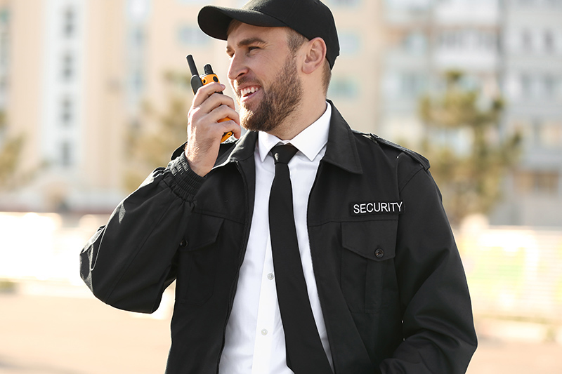 Security Guard Job Description in Portsmouth Hampshire